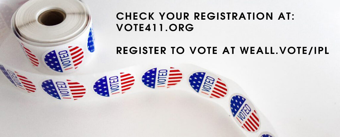 Register Voters in Your Faith Community